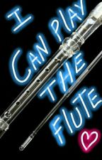 I can play the flute (yo puedo tocar la flauta)  by shimomikimo54