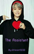 The Assistant (Jimin x Female Reader) by Uricorn1230
