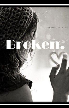 Broken || Hannie Fanfic by Midnight_manor322