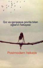 Qız və qarışqaya çevrilə bilən oğlan by IlhamCabbarli