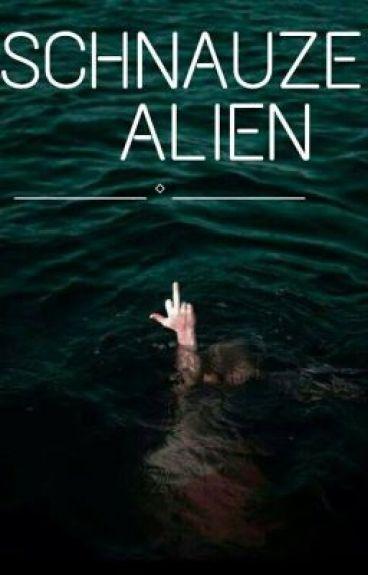 Schnauze Alien