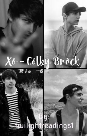 XO- Colby Brock by twilightreadings1