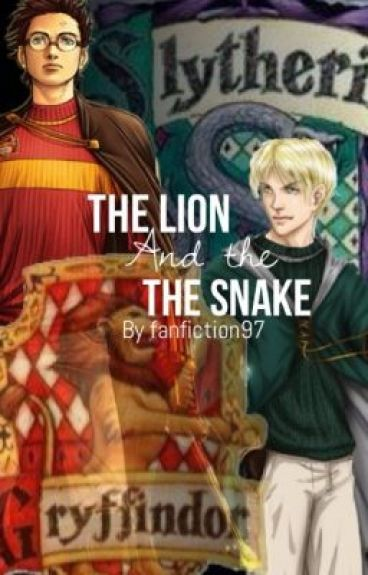 The lion and The Snake - a drarry fanfic