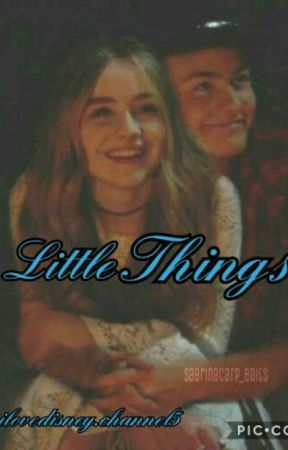 Little Things:Lucaya by ilovedisneychannel5
