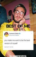 Best Of Me ❆ CD by Sammyrespeita_