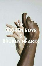 of broken boys and broken hearts by mispaint