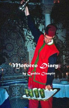 Morocco Diary by CynthiaClampitt