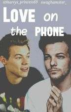 Love on the phone || L.S by 2boo__bear8