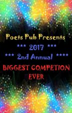 The Biggest Competition Ever 2017 (Weeks 1-5) by PoetsPub