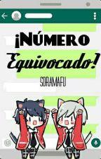 ¡Número equivocado! [Soramafu] by --Artemis