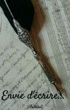 Envie d'écrire... by Antahoshi