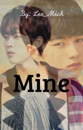 Mine [MyungYeol] by MichelleVidalAlcudia