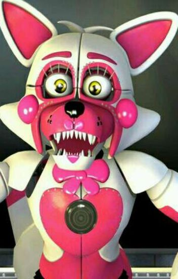 Five Nights At Freddys A Historia Da Mangle - Vinicius -5424