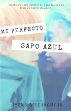Mi Perfecto Sapo Azul [GTOP] by MayxGD
