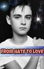 FROM HATE TO LOVE  ♡||Jaeden Lieberher y tu||♡ by LuciaSeavey