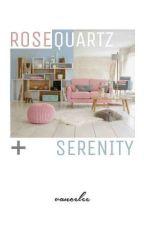 Rose Quartz + Serenity by vancelee