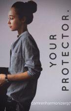 Your Protector. || Alicia Clark/You Short Story by camrenharmonizer97