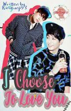 I Choose To Love You. Vkook / Taekook by kimeunji93