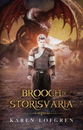 The Brooch of Storisvaria by KarenLofgren