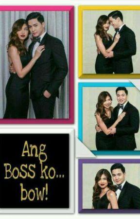 Ang Boss Ko...Bow! by SolunaSky