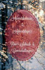 Adventskalender & Adventstage - Die Schreib- und Coverchallenge by SeasonallyAwards