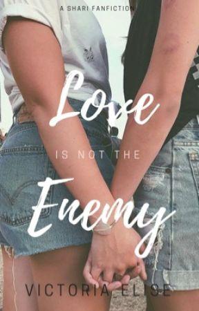 Love Is Not The Enemy by VictoriaSjetne