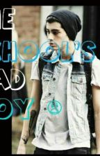 The school's bad boy by 1D5hottestguysever