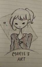 Marie's ART  by MarieCPU