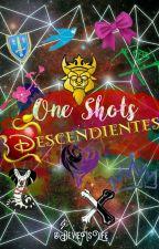 One Shots Descendientes by DevieisLife