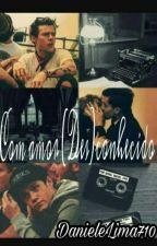 Com amor, (Des)conhecido by DanieleLima710