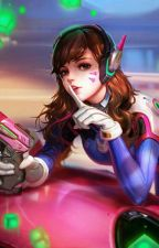Better Than Streaming. (D.va X male reader)  by Atomic3536