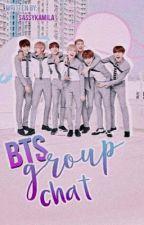 bts group chat | sassykamila  by sassykamila