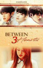 Between Three Hearts by _Haruhi