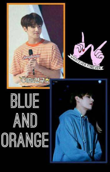 Blue and Orange /Vkook\