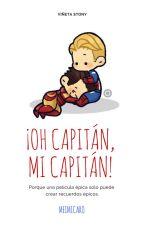 ¡Oh, capitán, mi capitán! by MeimiCaro