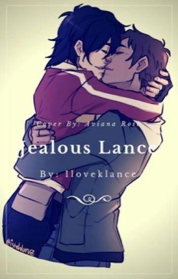 Jealous lance kind of? - lance and keith are bae - Wattpad