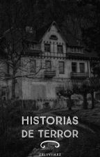 Histórias de Terror by ZxLiiviiaxZ