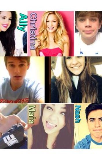 Reunited (Hayes Grier fanfic)