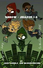 Arrow  by MaskedxArcher_