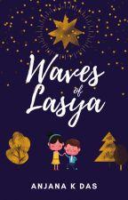 Waves Of Lasya by Anjanakdas