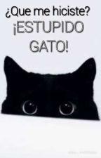 ¡ESTUPIDO GATO! by syao_purdy