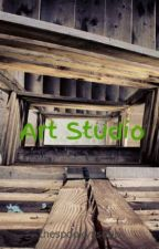 Art Studio by thespookyysoup