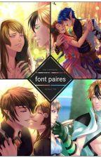 *-Les Contraires Font Paires-* by Melinours
