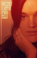 『Veinticuatro cartas para ella; Gaslena』 by Pxdrxlfi