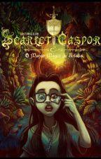 Scarlet Caspor y el Mundo Mágico de Arfadia by londoriano