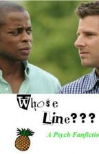 Whose Line??? by thequietwriter