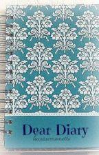 Dear Diary by luciasimonetti