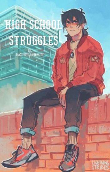 High school struggles (Keith x Reader || high school AU) {sadly Discontinued}
