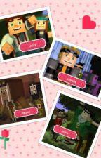 Minecraft Story Mode Seasons 1 and 2 Oneshots by MCSMGamerGirl