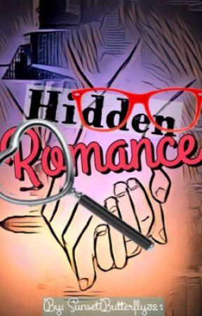 Hidden Romance by SunsetButterfly321
